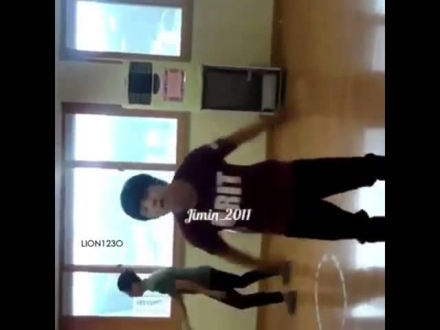 2011 BTS jimin dance -