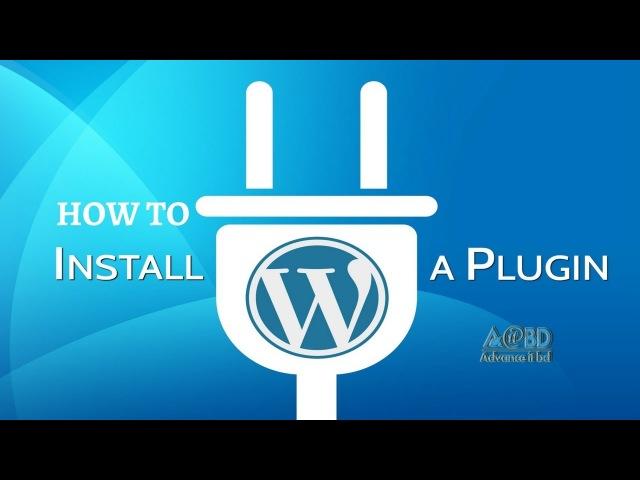 How to Install Plugins in WordPress (WordPress Tutorial for Beginners in Bangla; Part: 4)