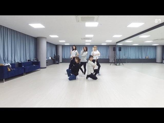 Red Velvet 레드벨벳 '봐 Look ' Dance Practice