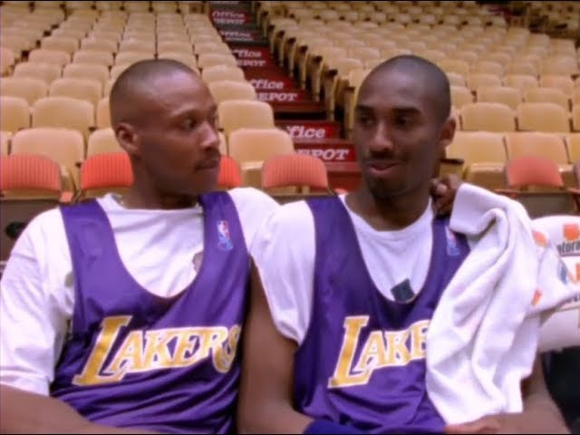 Kobe Bryant NBA Rookie Year Highlights | Teenager Doing Work!