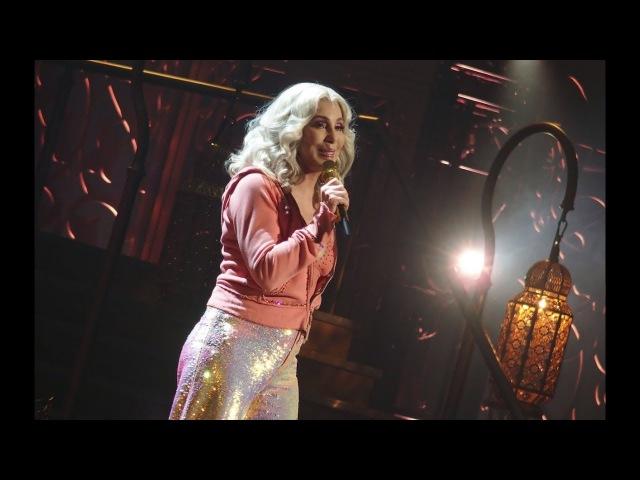 CHER: The Shoop Shoop Song live in Las Vegas - Classic Cher