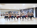 Modern dance fusion belly dance to Shape of You (rehearsal video)