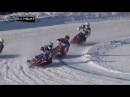 24.02.2018 EUROPEAN INDIVIDUAL ICE SPEEDWAY CHAMPIONSHIP 2018Day 1/Мотогонки на льду,ЛЧЕ-2018