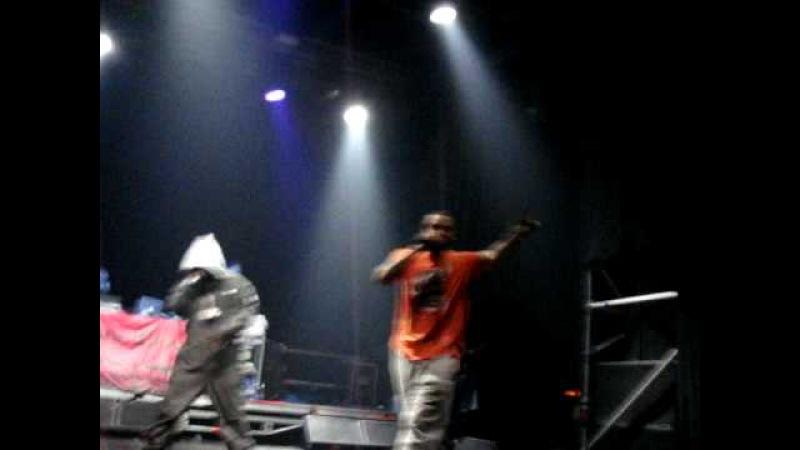 Method Man - M-E-T-H-O-D Man - Live in Saint-Petersburg 2010