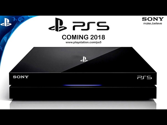 PlayStation 5 (PS5) - | New Technology Hardware Revealed| |4K VR Gaming 2018