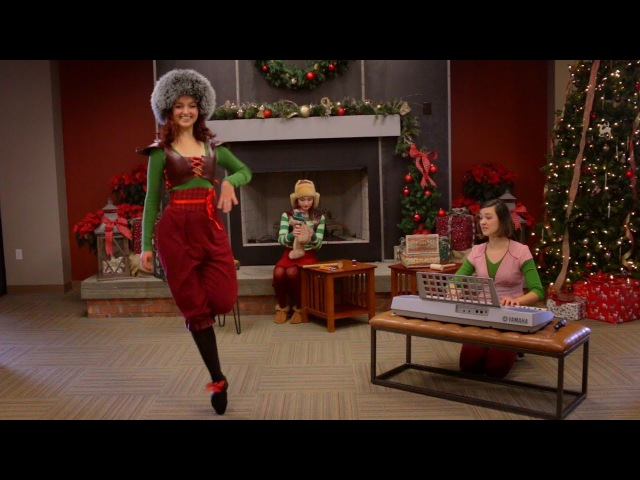 Carol of the Elves-- Irish Dance Christmas