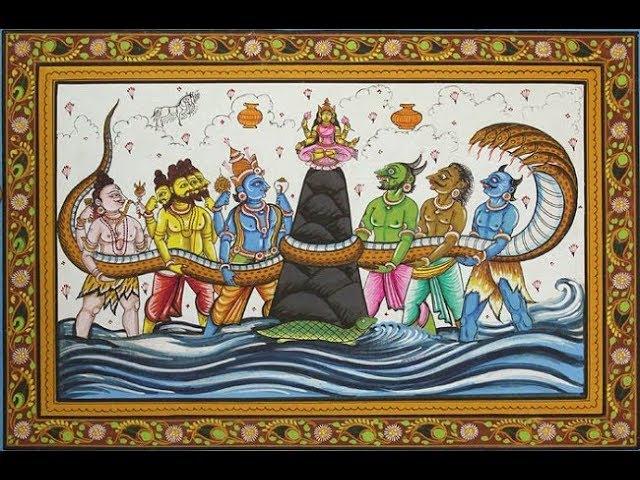 Пахтанье молочного океана (6) Шрила Бхакти Вигьяна Госвами