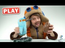 КУКУТИКИ PLAY - Киндер Сюрприз, Новогодние подарки и Сказка - Играем в Игрушки -Поиграйка с Винтиком