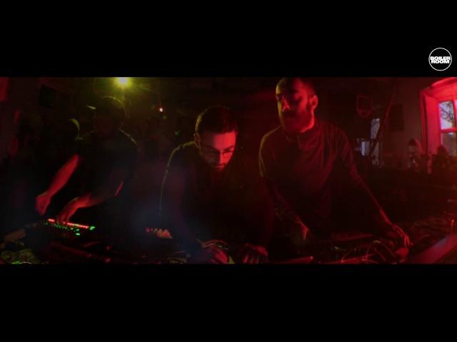Techno: 3Suli Boiler Room Tbilisi DJ Set