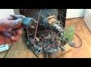 Телевизор sony trinitron KV-14DK2 Ремонт