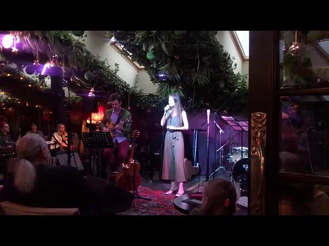 Екатерина Польская, отчетный концерт
