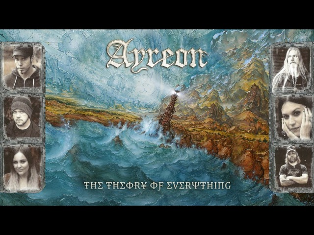 Ayreon The Theory of Everything Album Lyric Video