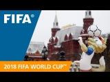 Пришло время для финальной жеребьевки чемпионата мира по футболу 2018 года!