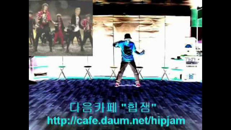 Dance of Shinee's「Ring Ding Dong」(샤이니 링딩동 안무)