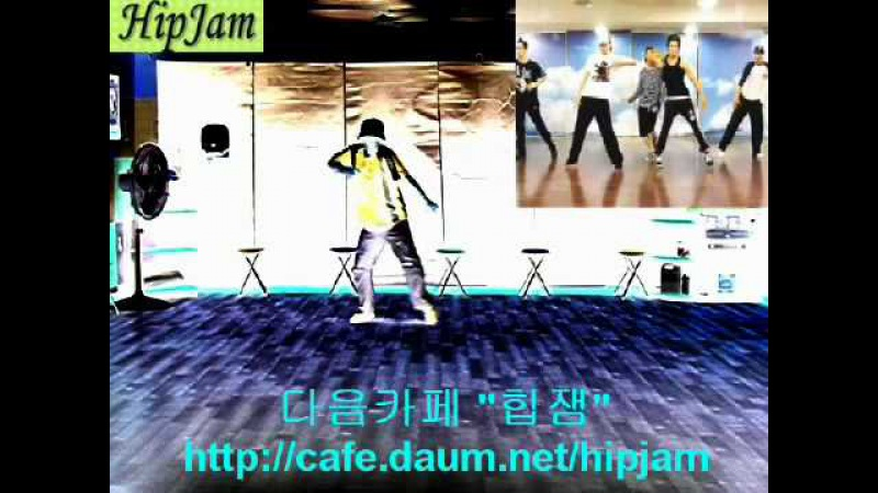 Dance of Shinee's「Lucifer」(샤이니 루시퍼 안무)