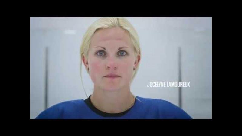 Made of Hockey   USWNT: Jocelyne Lamoureux