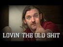 Lemmy MOTÖRHEAD Interview 1995 - LOVIN' THE OLD SHIT
