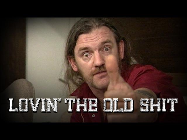 Lemmy MOTÖRHEAD Interview 1995 LOVIN' THE OLD SHIT