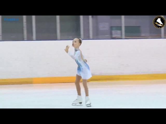 Анна Егорова アナ・エゴロヴァ - Anna Egorova (2009) Кубок города Москвы - Зима 2018