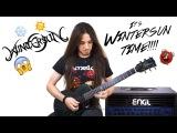 Wintersun - Time Cover Solo (Garrett Peters)
