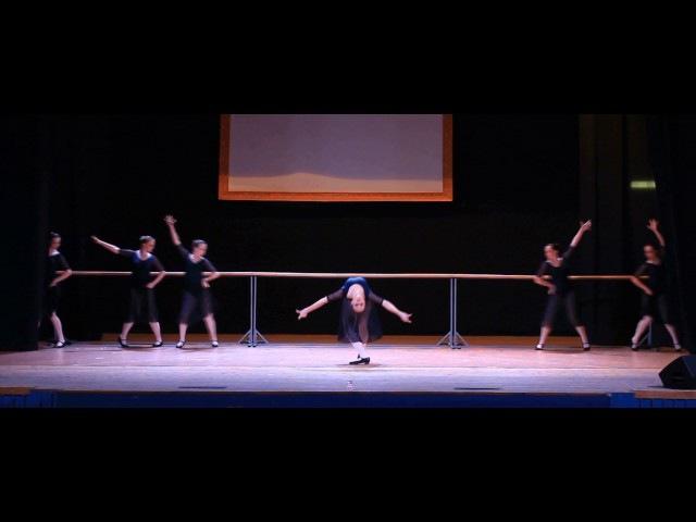 Государственный экзамен по народно-сценическому танцу группы ХИ-131(КемГИК) 9.12.16