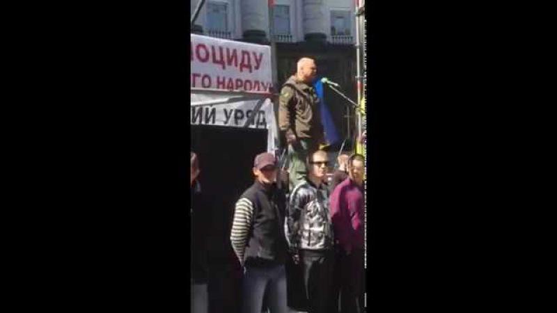 Гірка правда від ветерана АТО Олексія Цибко / суспільний проект СИНДИКАТ