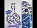 Демонстрационный образец новой эксклюзивной мозаики от ТМЦветной