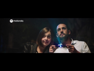 Moto Z2 Play ft Projector Moto Mod