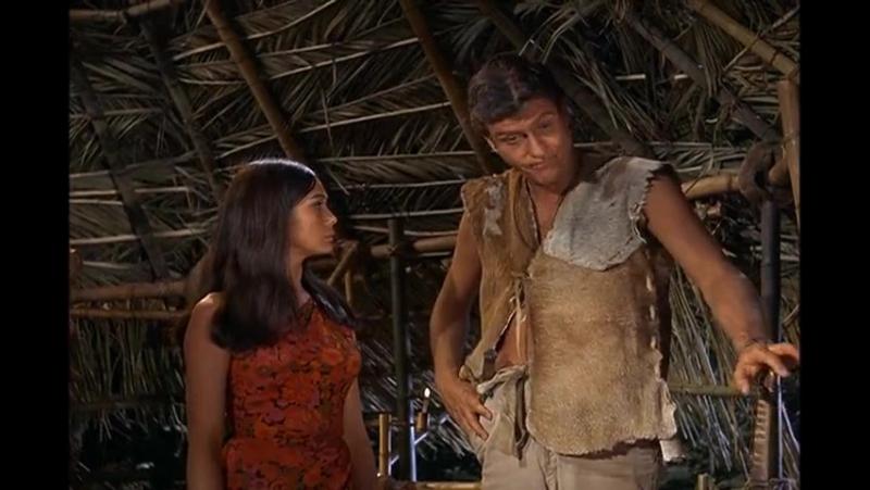 1966 - Робин Крузо / Lt. Robin Crusoe, U.S.N