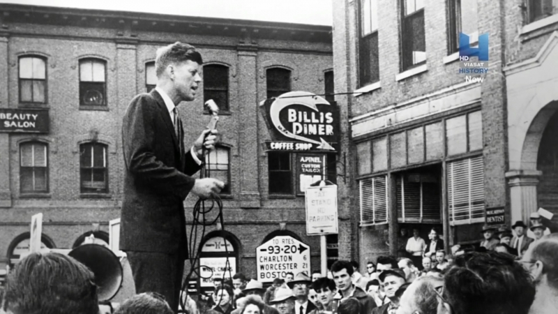 Джон Кеннеди: Становление президента / JFK: The Making of a President (2017)