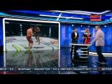 Алексей Олейник на Матч ТВ (26 01 2018) Алексей Олейник о турнире UFC в России, бое Хабиб-Фергюсон, своём следующем бое.