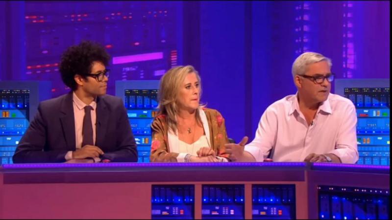 The Fake News Show 1x04 - Richard Ayoade, Rhod Gilbert, Steph Dom Parker