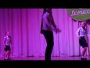 Танец Школьницы Кокорич Настя Лиза Сорокопуд Катя Лесная Кира Шатохина ДМ Маяк