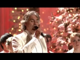 Andrea Bocelli ~ Angels We Have Heard On High
