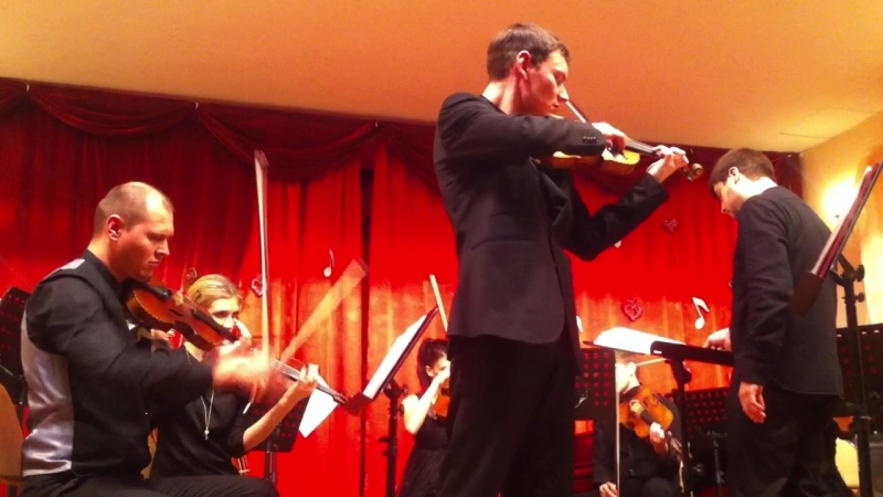 Энгельсский камерный оркестр. Пьяццолла. Весна.