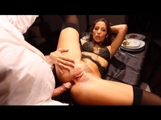 Clea gaultier - a submissive for dinner (anal, blowjob, natural tits, hardcore, pornstar, brunette)