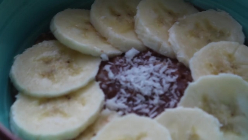 [Olya Pins] 🍳Что приготовить на завтрак? 5 ЗАВТРАКОВ из ОВСЯНКИ ☕️Olya Pins