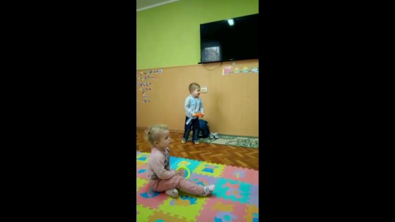 Занятия в группе раннего развития Супер Детки на базе МБУ СДЦ Калининец