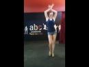 Урок сальсы в танцевальной Академии Варадеро. Ноябрь 2017