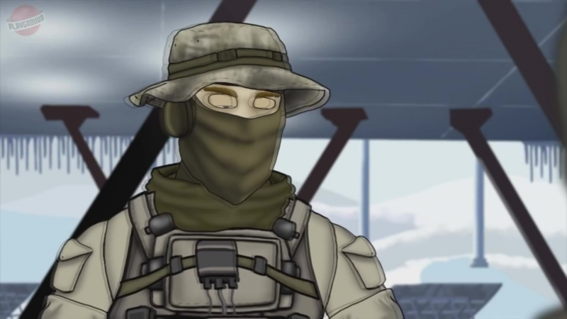 Друзья по Battlefield 5 сезон в HD все серии подряд (Без вставок)