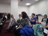 Моя история. Юлия Романенко, Москва, центральный офис Орифлэйм 2017год