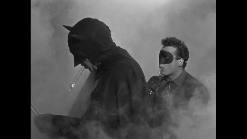 Бэтмен и Робин (1949 ) 7 серия ( перевод одноголосый)
