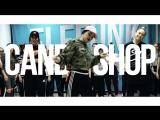 Танцы в Череповце с Дарьей Драгуновой | 50 cent - Candy Shop | Танцевальный центр ЭлеФанк