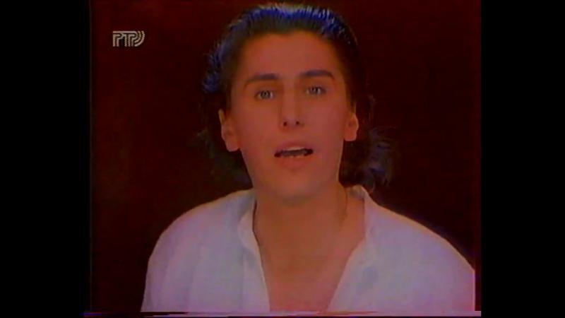 Владимир Цветаев - Леди-любовь (РТР, 1998)