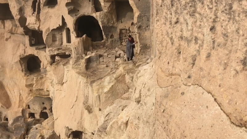 Анонс: Каппадокия. Путешествие на все 100% каппадокия турция cappadocia turkey