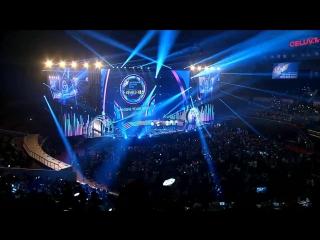 170920 EXO XIUMIN @ 1st Soribada Best K-Music Awards