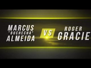 Roger Gracie vs Marcus Buchecha Almeida July 23 at Gracie Pro