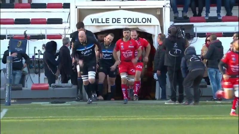 Toulon v Bath [09.12.2017]