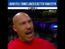Lavar Ball interview: Lonzo>Curry