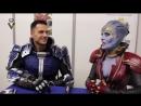 Rana McAnear Luciano Costa, Samara et Kaidan dans Mass Effect